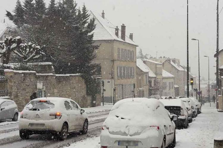 Nouvel épisode neigeux mercredi 30 janvier 2019