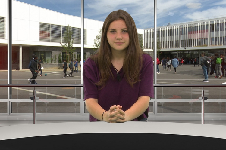 """2ème édition du """"12.14"""", le Journal Télévisé du collège"""
