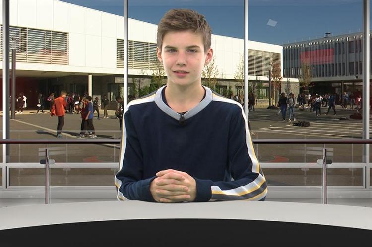 """4ème édition du """"12.14"""", le Journal Télévisé du collège"""