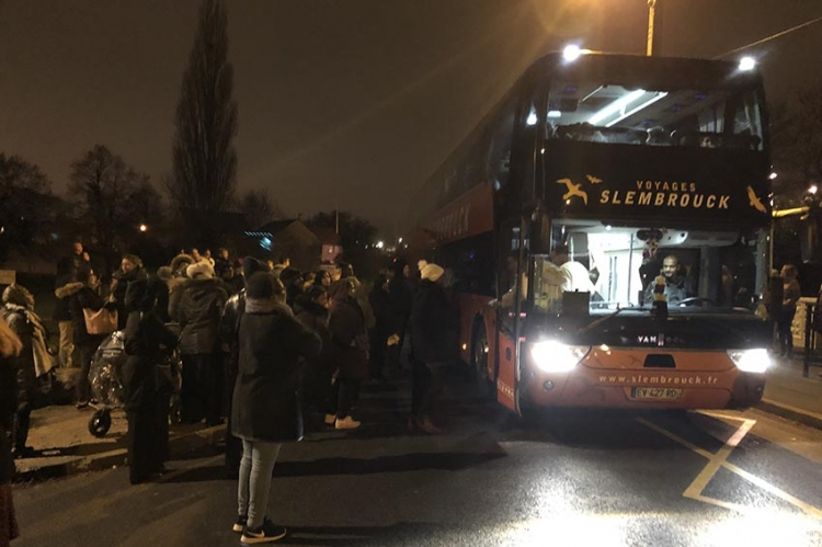 Voyage en Allemagne : les élèves sont arrivés à Aix-la-Chappelle