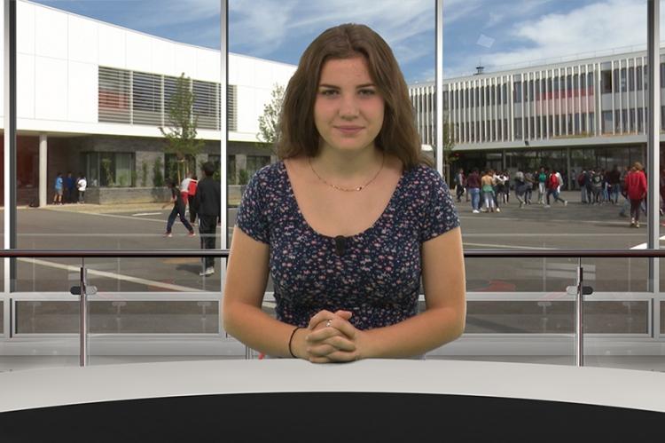 """3ème édition du """"12.14"""", le Journal Télévisé du collège"""