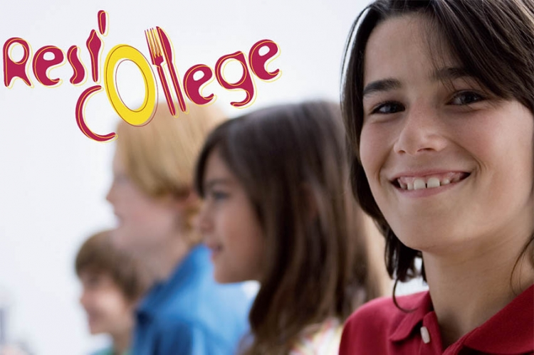 Inscription Rest'O collège pour la rentrée scolaire 2018