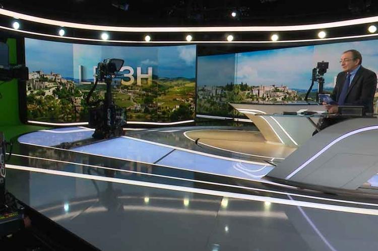 Document Grand Format du 12.14 : « Dans les coulisses du JT de 13H de TF1 avec Jean-Pierre Pernaut »