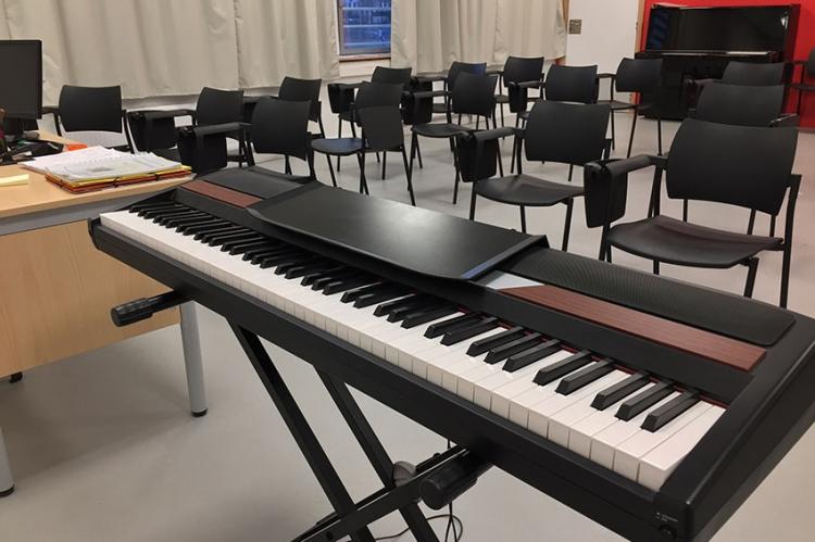 L'éducation musicale au collège Simone Veil